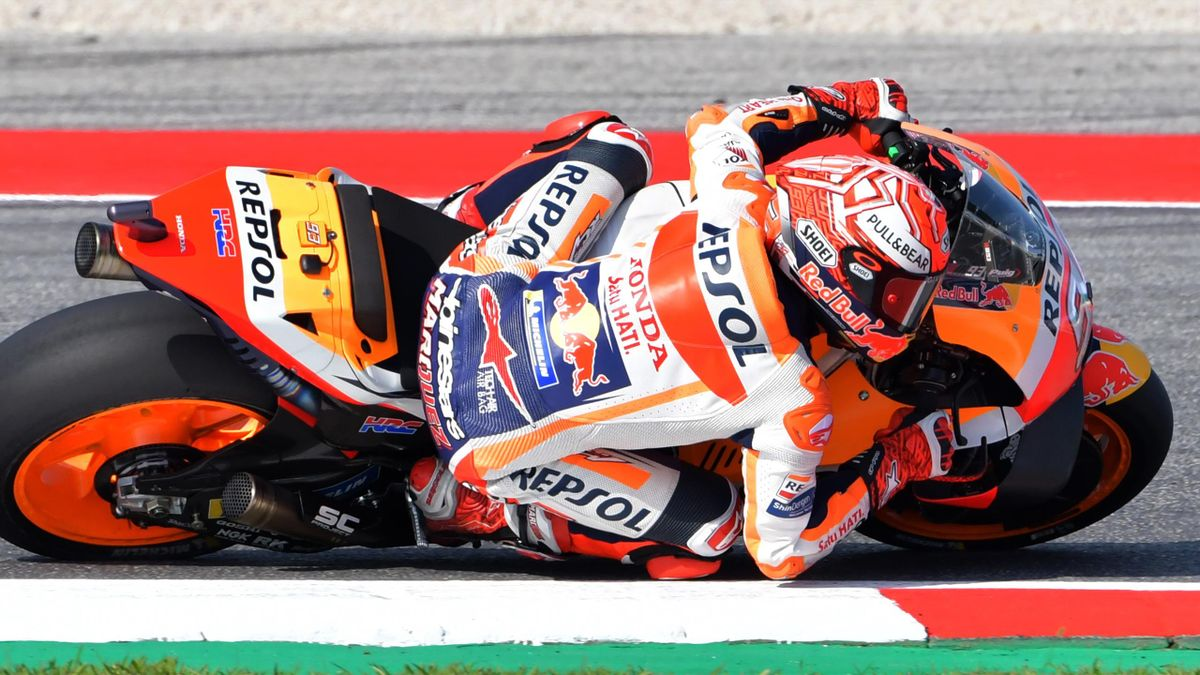 Marc Marquez (Honda HRC) - GP of San Marino 2018