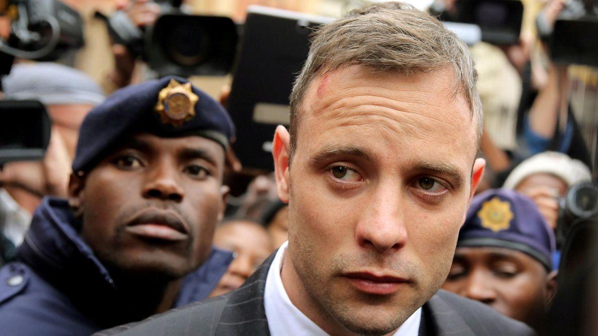 In Haft: Oscar Pistorius legt Berufung ein