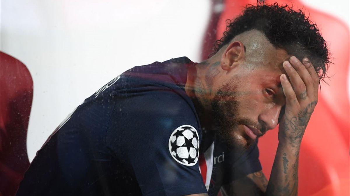 Neymar, după finala Champions League, pierdută de PSG în fața lui Bayern Munchen