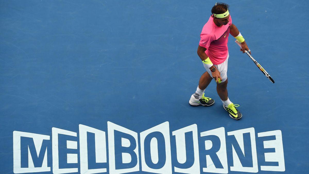 Rafael Nadal - Open d'Australie 2015
