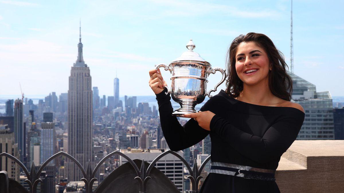Bianca Andreescu, campioana de la US Open 2019