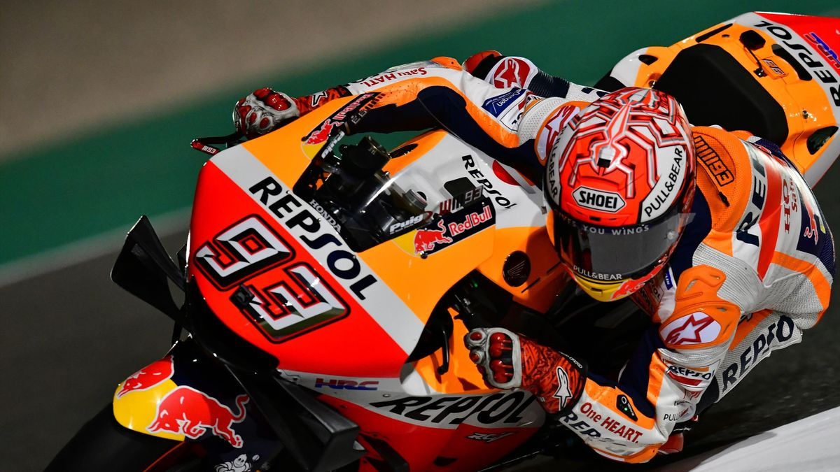 Marquez - GP Qatar 2019 - Getty Images