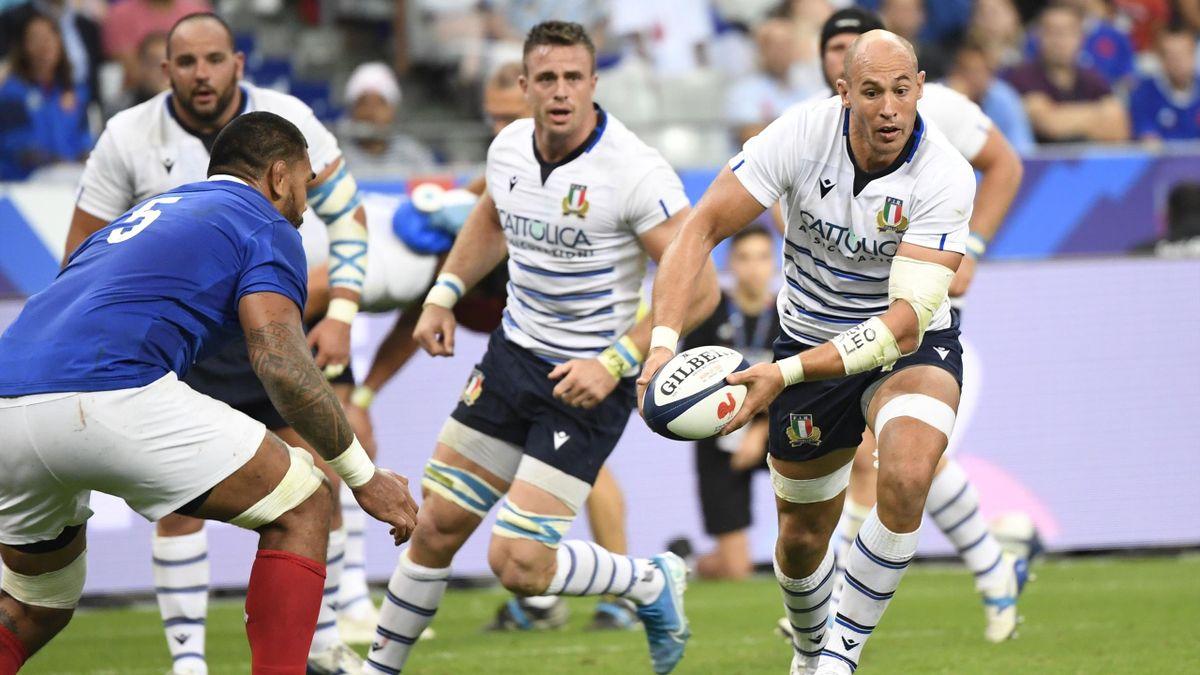 Sergio Parisse - France-Italia - test match 2019 - Getty Images