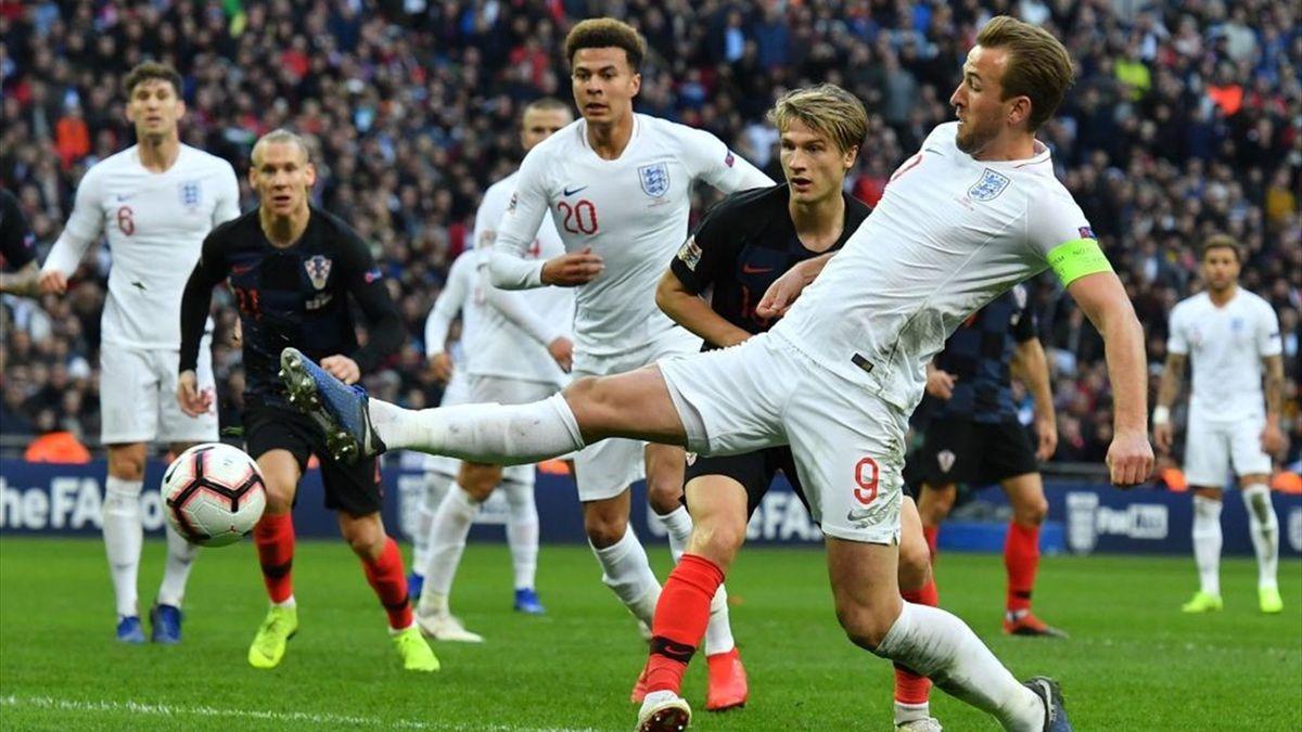Kane - England-Croatia - Nations League 2018 - Getty Images