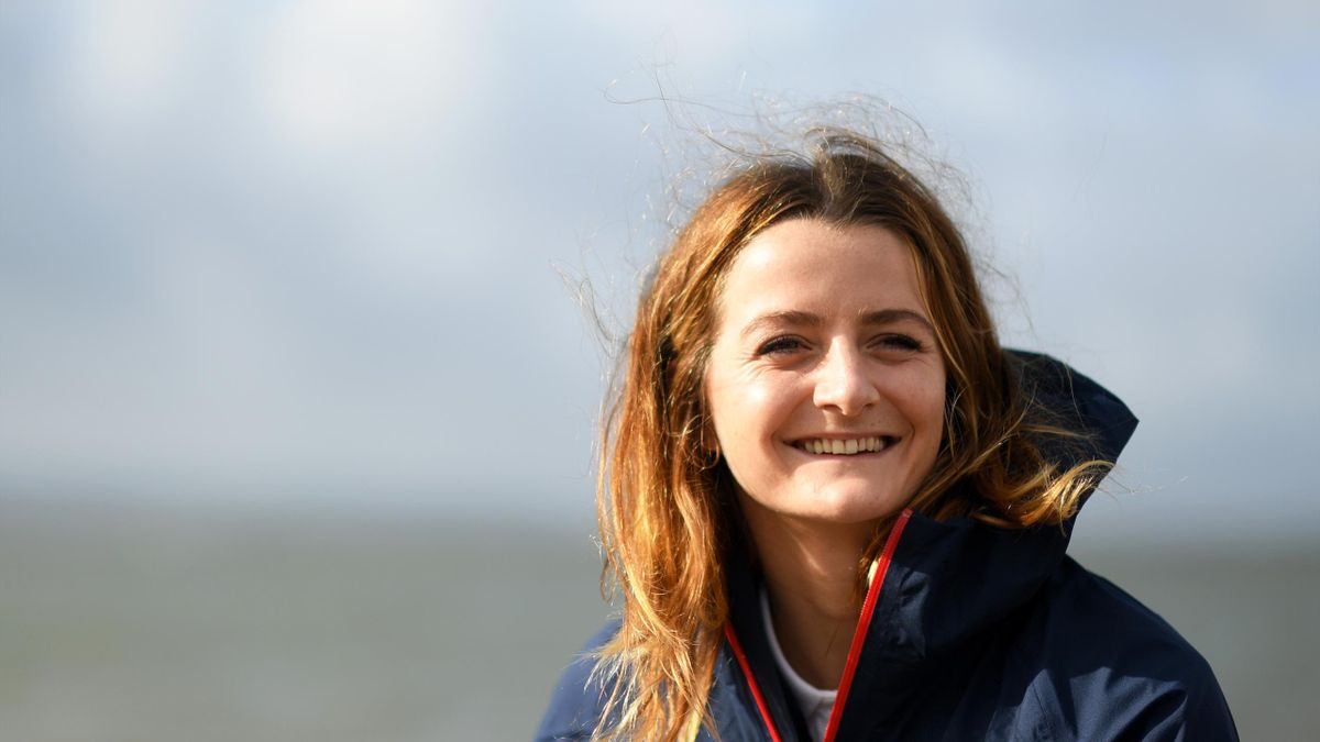Team GB sailor Eilidh McIntyre