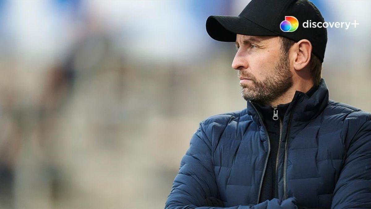 Carti Falch er fortid i Lyngby, men fortsætter sin færd i Superligaen for Vejle Boldklub.