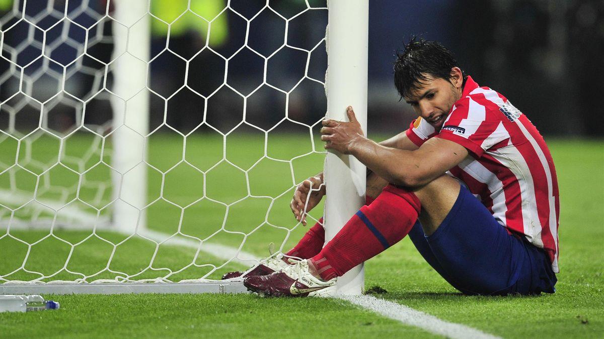 Sergio Kun Agüero (Atlético de Madrid)