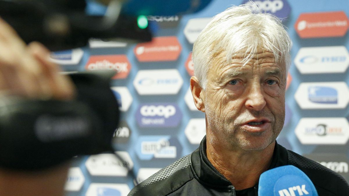 Lillestrøms trener Arne Erlandsen