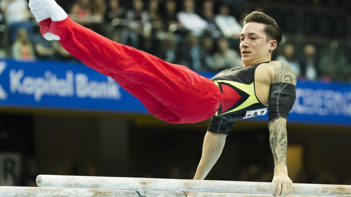 Soll das deutsche Team zu Erfolgen führen: Marcel Nguyen