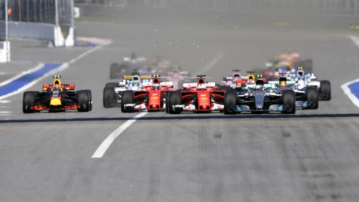 Valtteri Bottas (Mercedes) - GP of Russia 2017