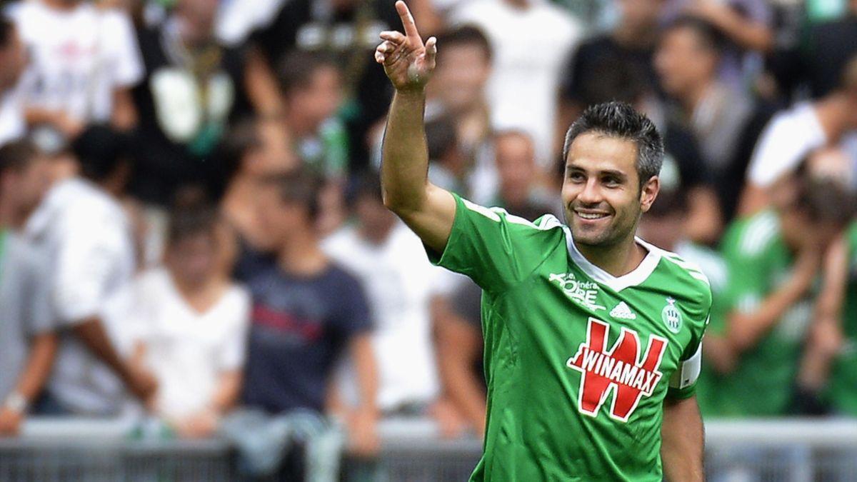 Loïc Perrin, atout majeur de l'AS Saint-Etienne cette saison.