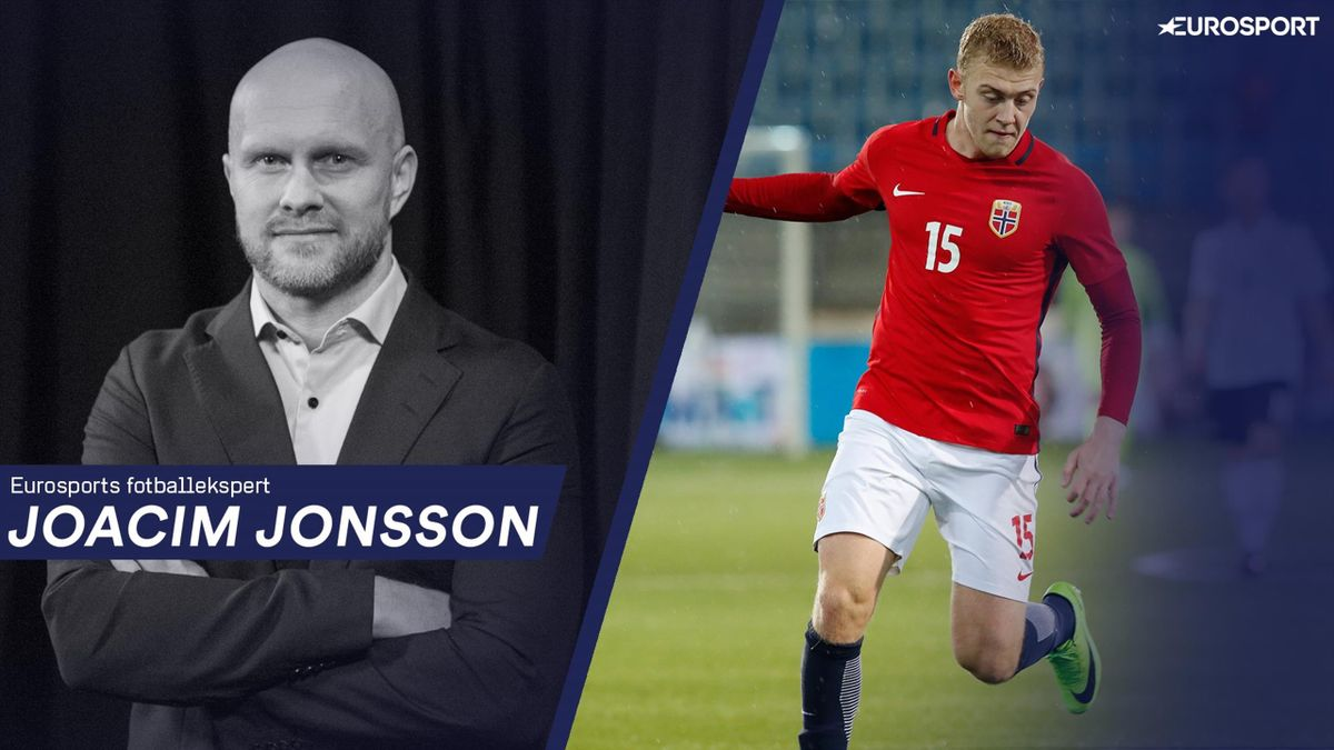 Joacim Jonsson og Henrik Bjørdal