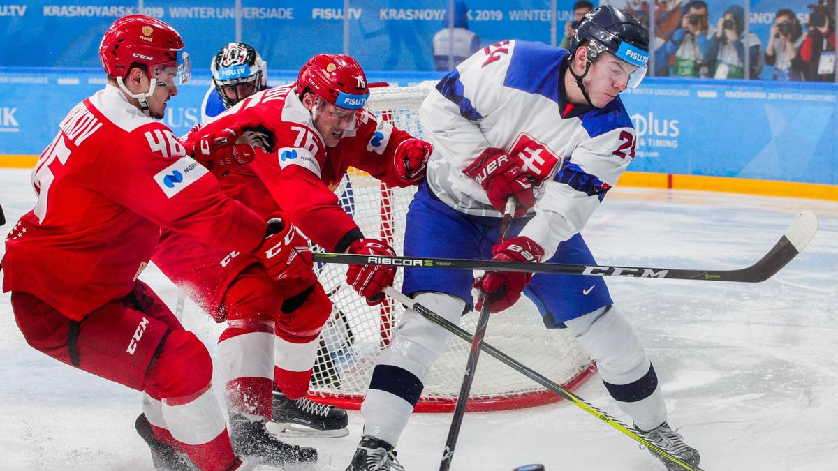 Universiade | Russland holt erträumtes Eishockey-Gold