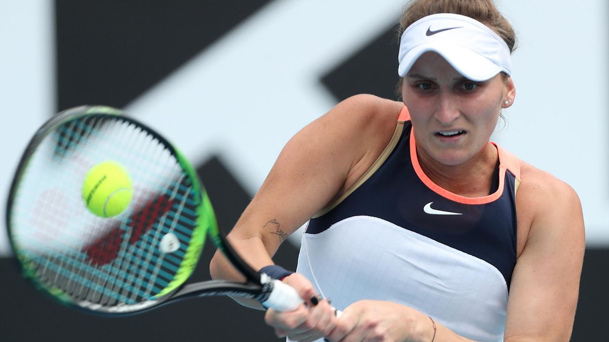 Markéta Vondroušová | Tennis Australian Open | ESP Player Feature