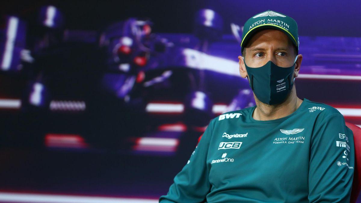 Sebastian Vettel hatte mit Aston Martin keinen guten Saisonstart