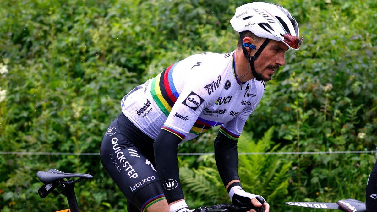Julian Alaphilippe (Deceuninck-Quick Step) / Tour de France 2021