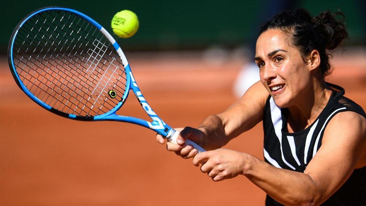 Martina Trevisan - Roland Garros 2021