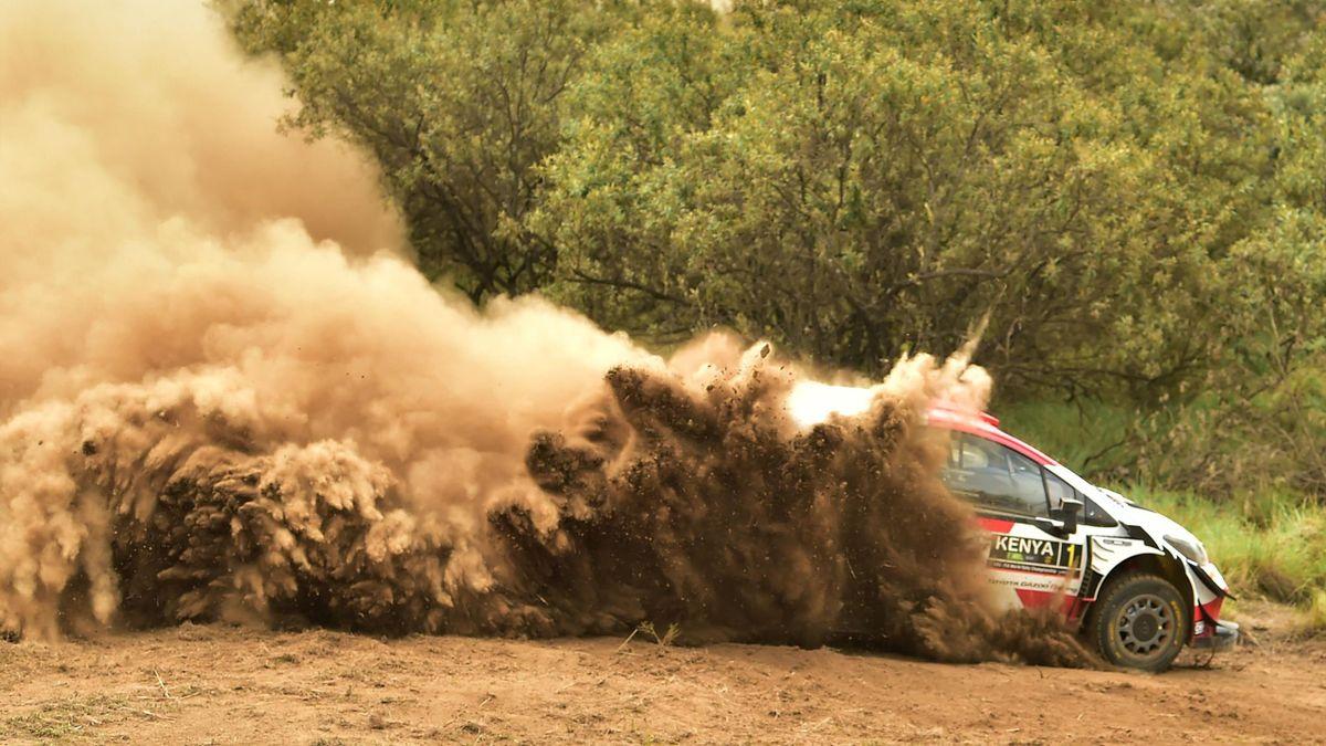 Entame de Rallye du Kenya compliquée, pour Sébastien Ogier, mais il n'a pas dit son dernier mot - 25/06/2021