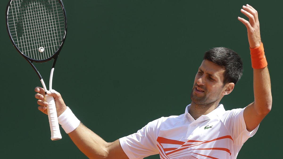Djokovic røk ut av Monte Carlo Masters