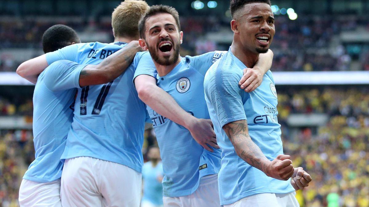 Manchester City siegt gegen Watford