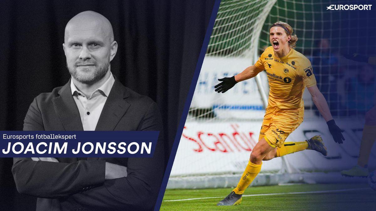 Joacim Jonsson Ulrik Saltnes
