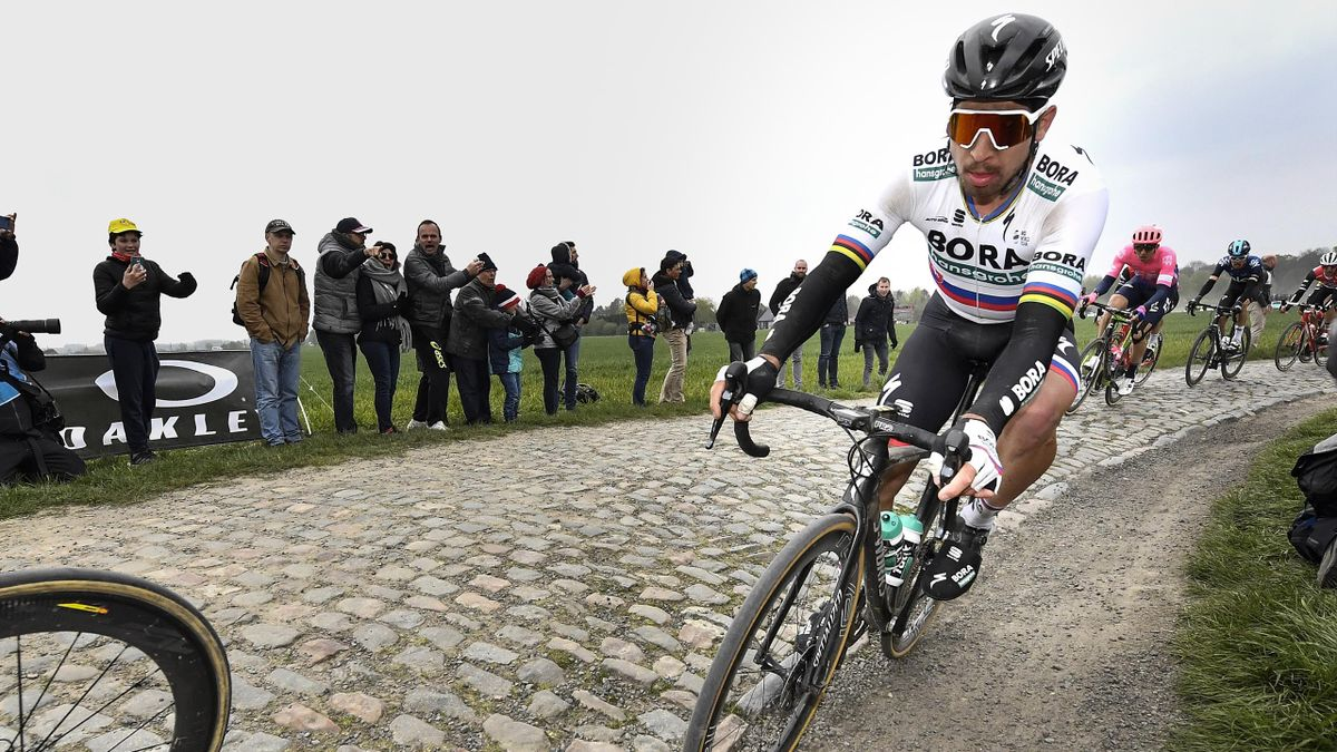 Giro, Vuelta and Paris-Roubaix all set for race-packed October 25