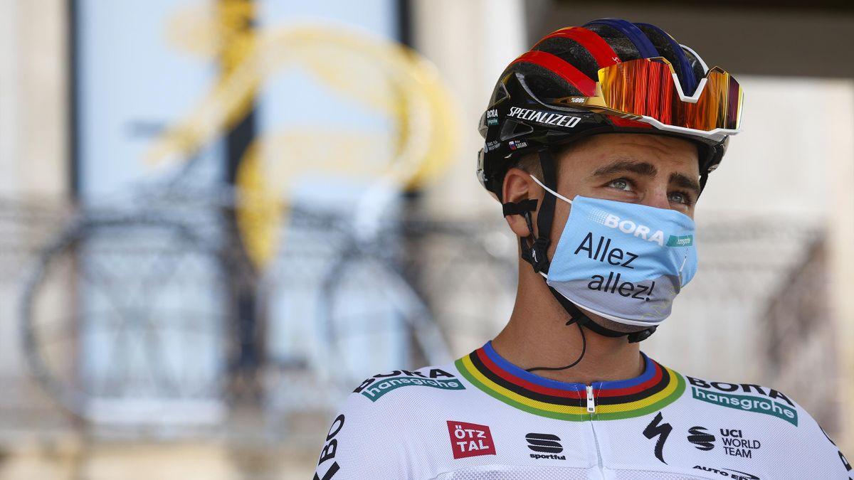 Peter Sagan, au départ de la 11e étape du Tour de France - 07/07/2021