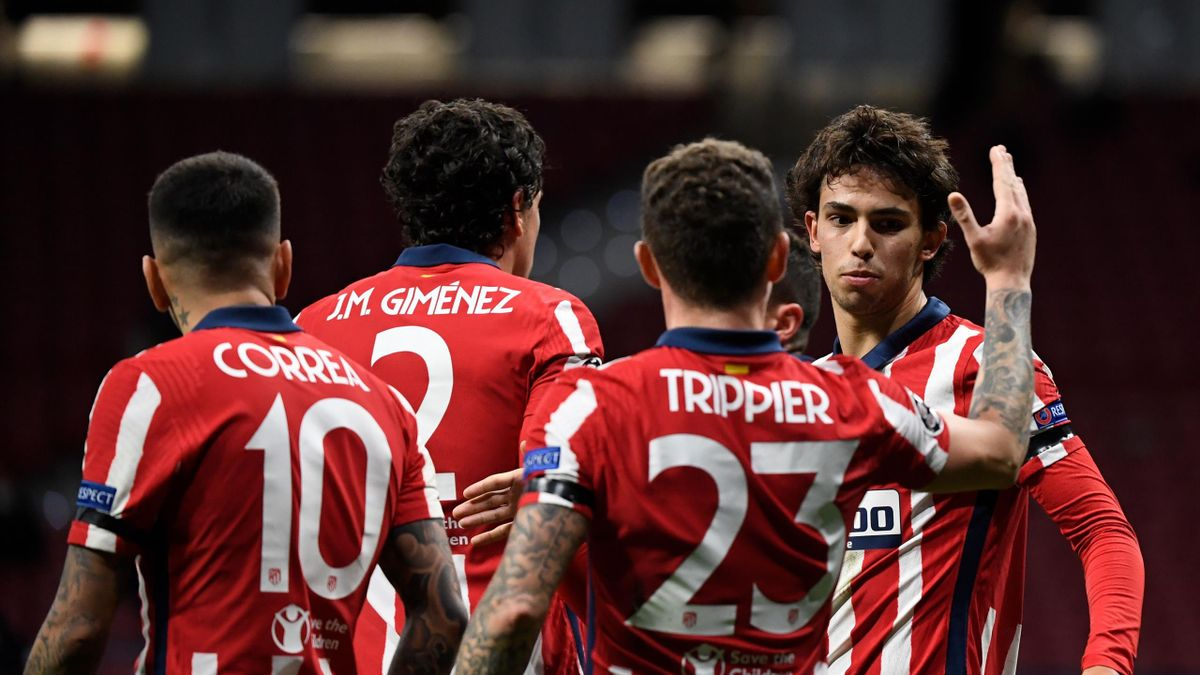 Joao Felix Finally Becoming The Player Atletico Madrid Thought He Would Be Eurosport