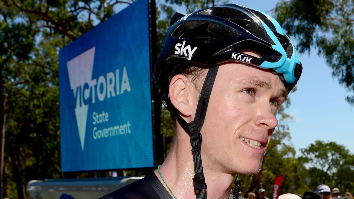 Chris Froome, Team Sky - 2016