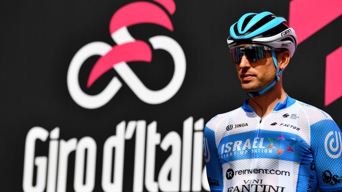 Davide Cimolai - Giro d'Italia 2020 - Getty Images