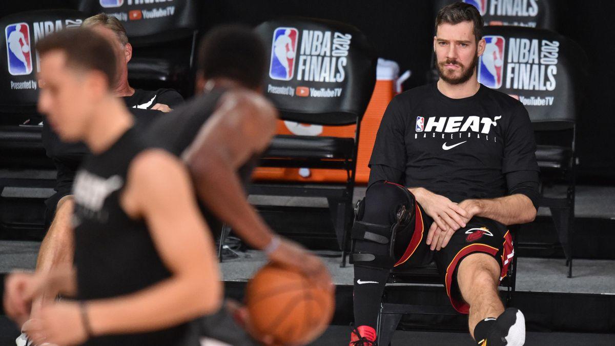 Goran Dragic est toujours indisponible pour le Miami Heat