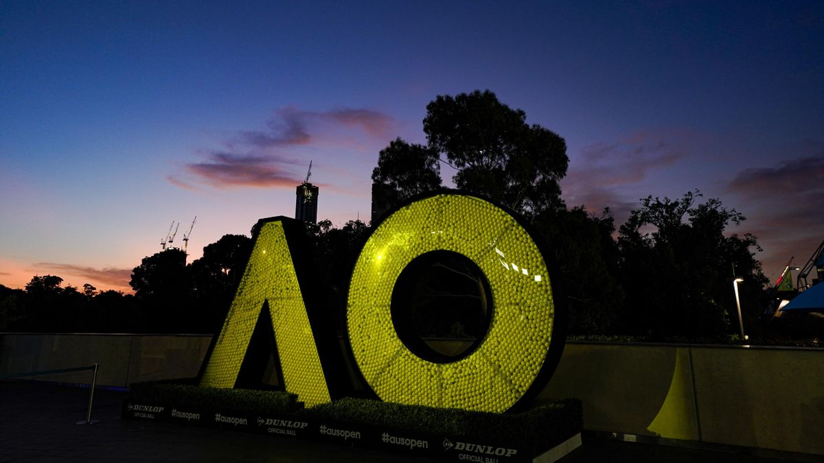 Die Australian Open werden erst im Februar stattfinden