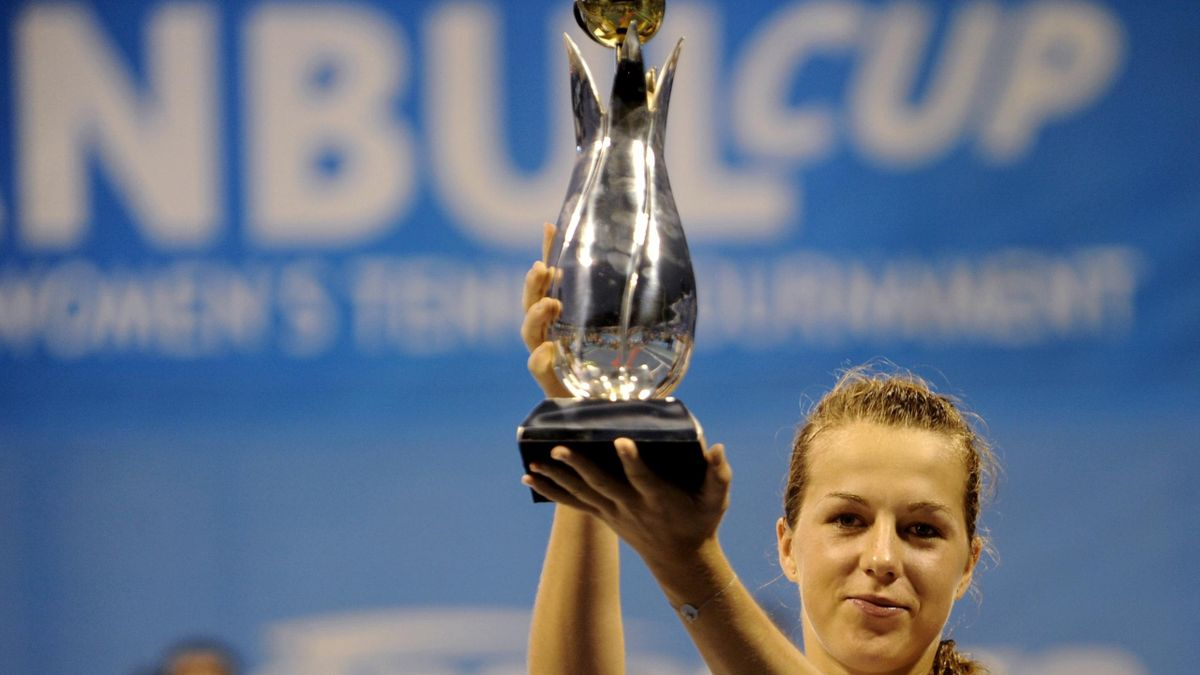 Анастасия Павлюченкова, чемпионка Стамбула-2010