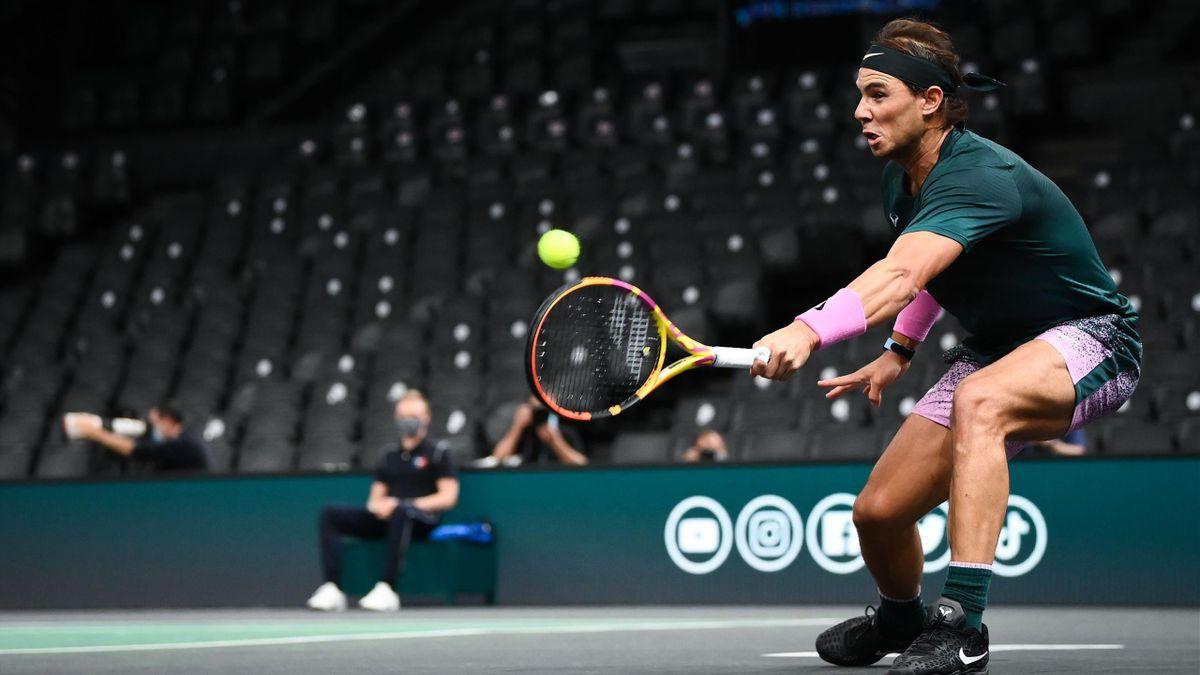 Rafael Nadal in Paris