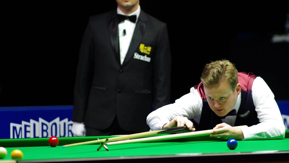 Shaun Murphy erreicht das Achtelfinale beim Paul Hunter Classics