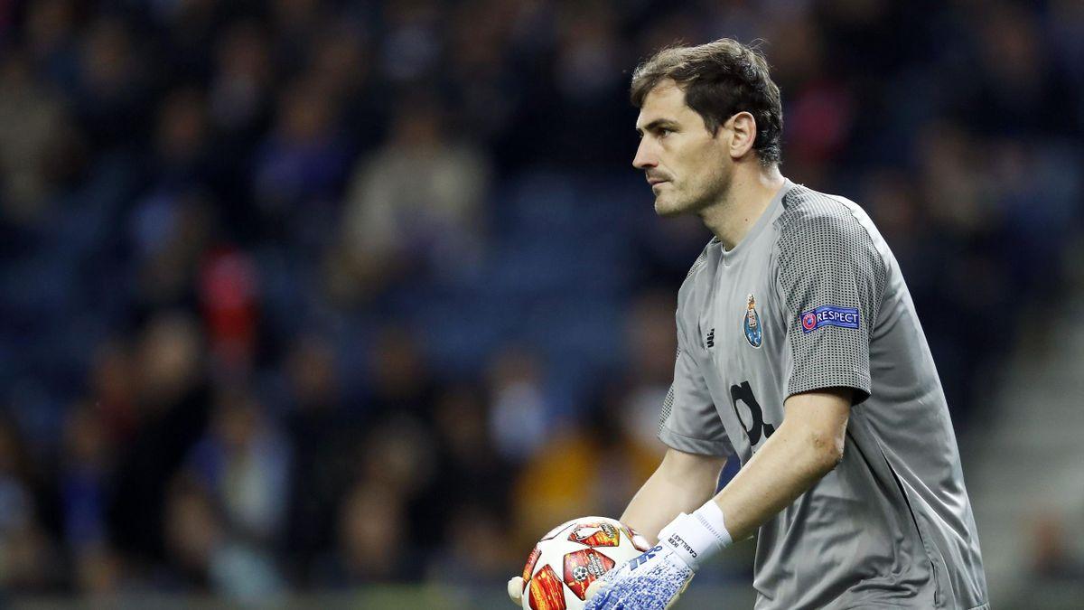 Iker Casillas (FC Porto)