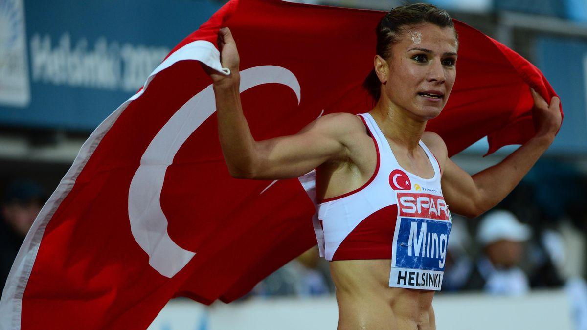 Gulcan Mingir en 2012.