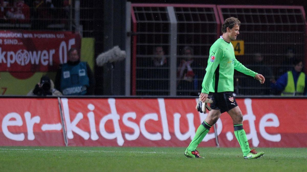 Jens Lehmann in seiner Zeit als Torwart beim VfB Stuttgart