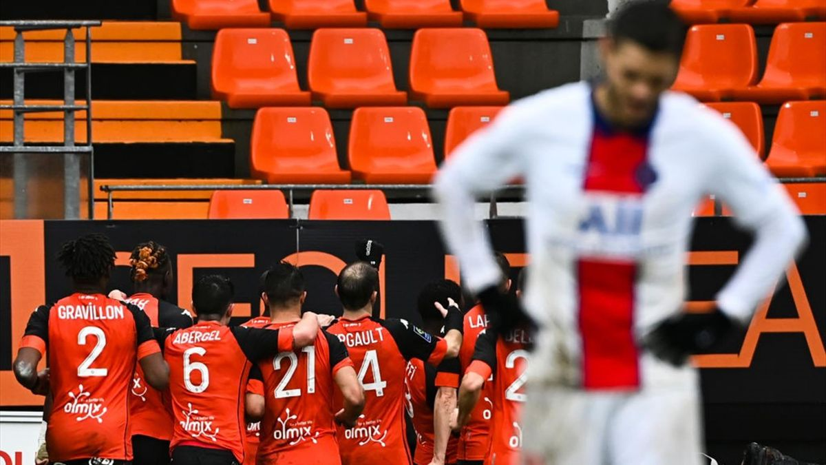 Icardi - Lorient-PSG - Ligue 1 2020/2021 - Getty Images