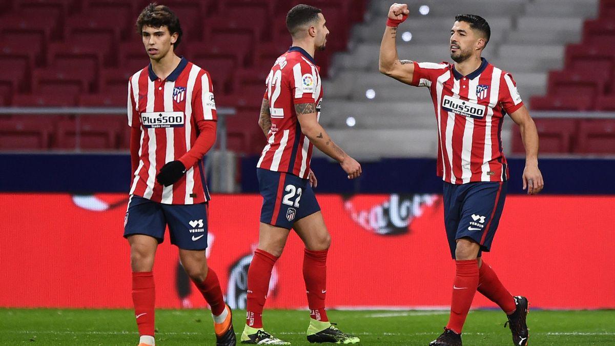 Luis Suarez Atletico Madrid - Getafe