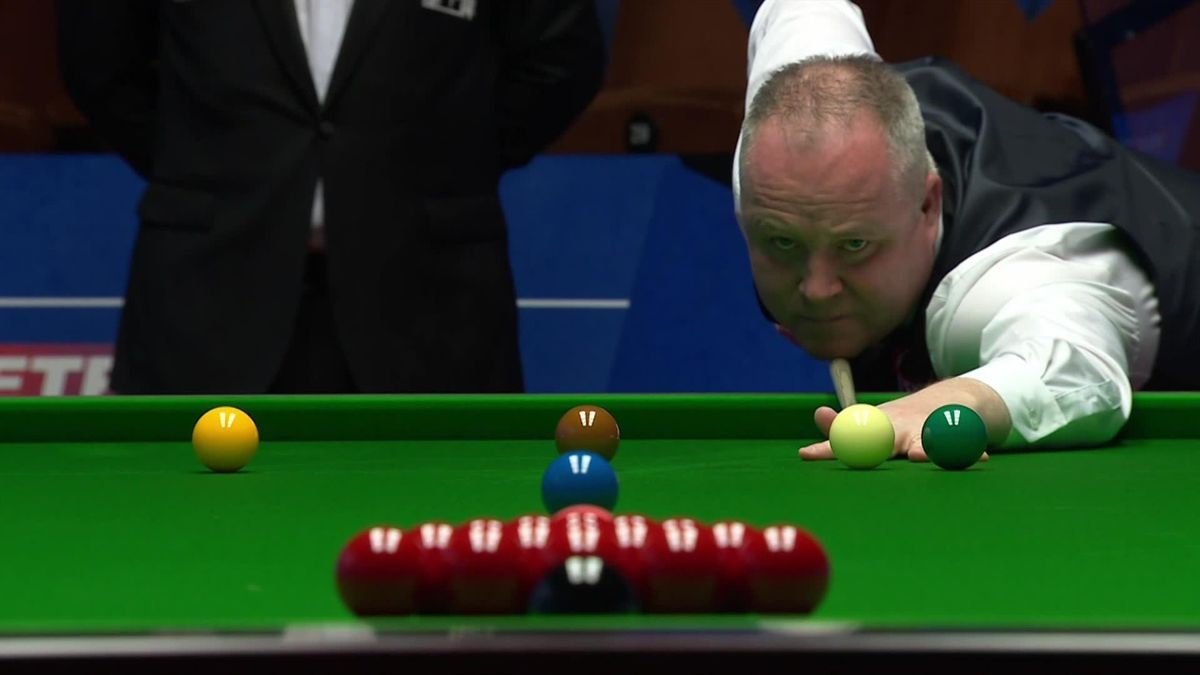 'What's going on?' – Higgins copies controversial break, jokes with Williams