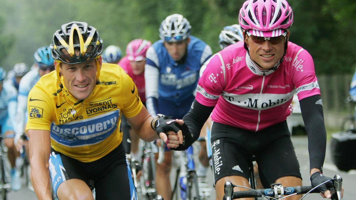 Ullrich und Armstrong