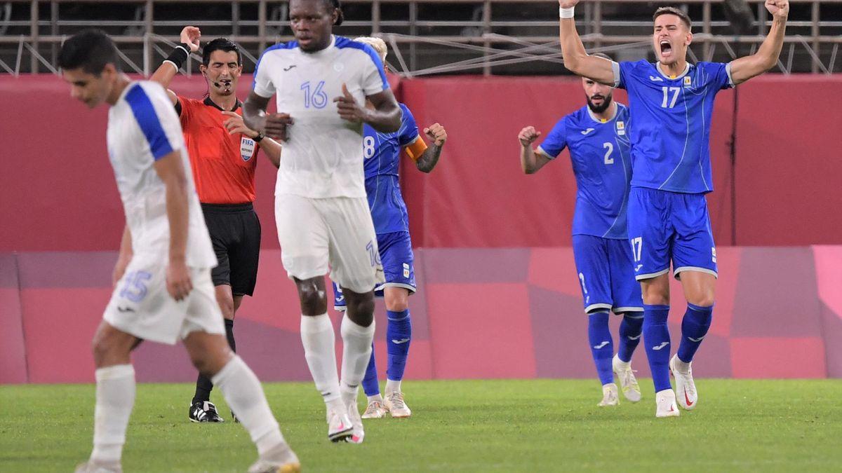 Honduras - România 0-1, la Jocurile Olimpice