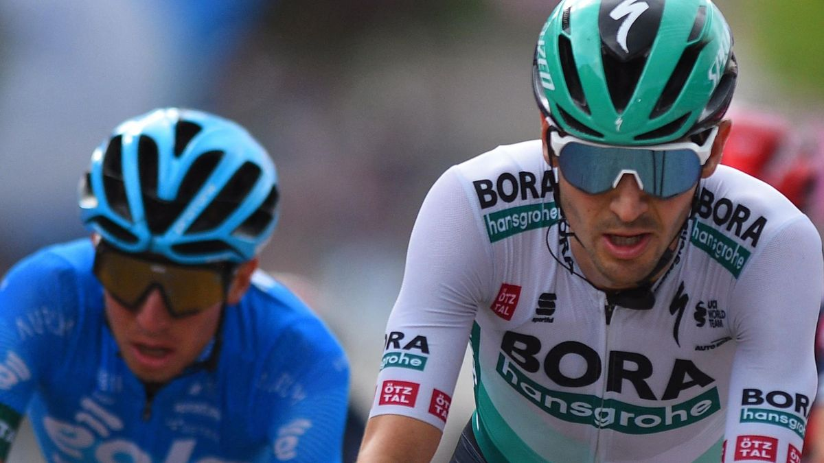 Emanuel Buchmann, Team Bora - Giro 2021