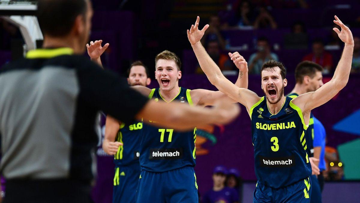 Slovenia, Eurobasket 2017
