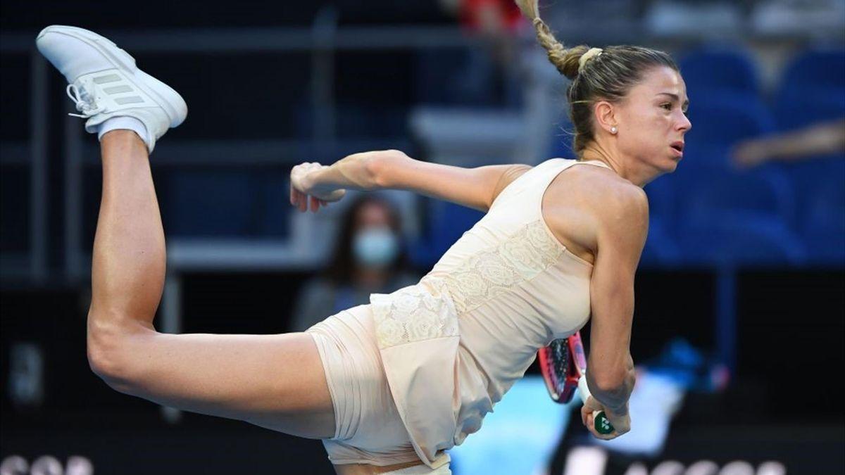 Camila Giorgi - Australian Open 2021