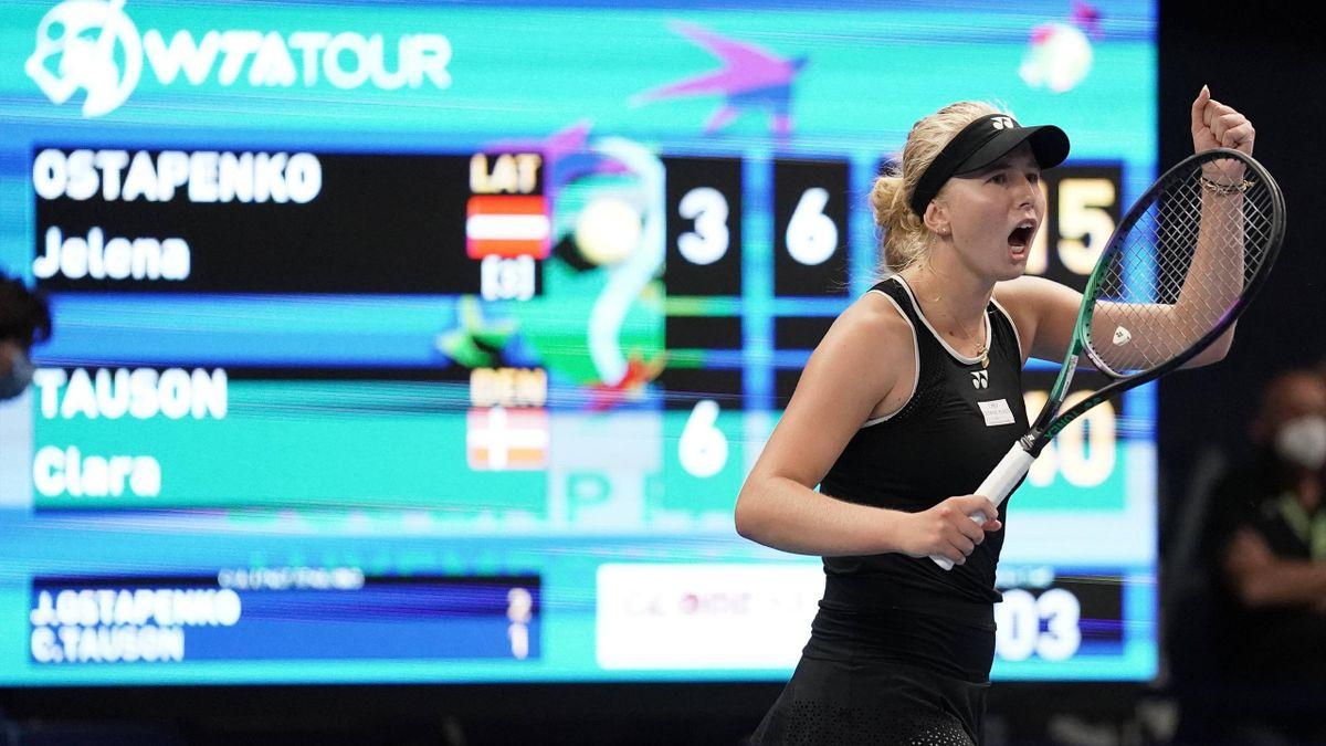 Clara Tauson - WTA Luxembourg