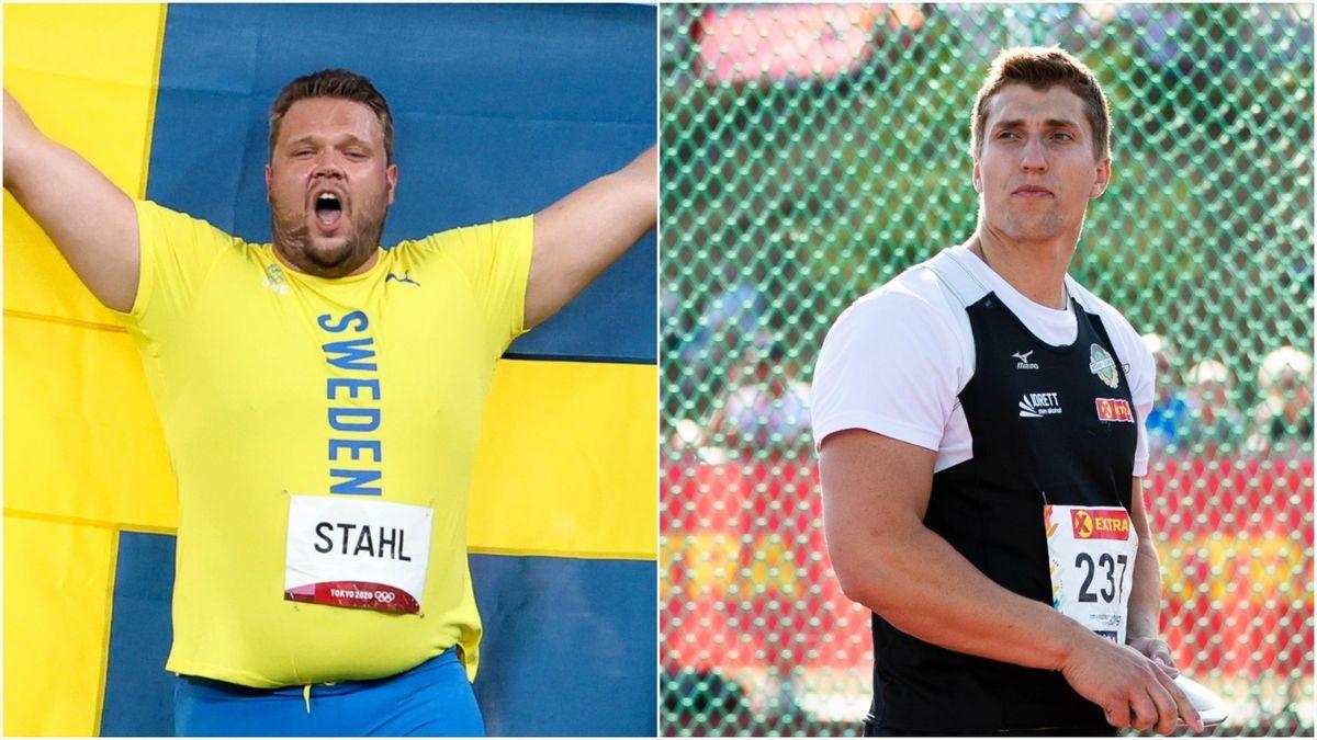 Daniel Ståhl og Sven Martin Skagestad (Foto: Getty og NTB).