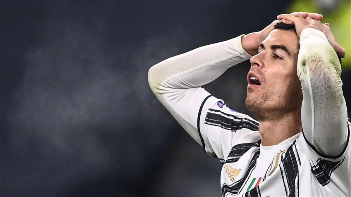 Cristiano Ronaldo - Juventus-Fiorentina - Serie A 2020/2021 - Getty Images