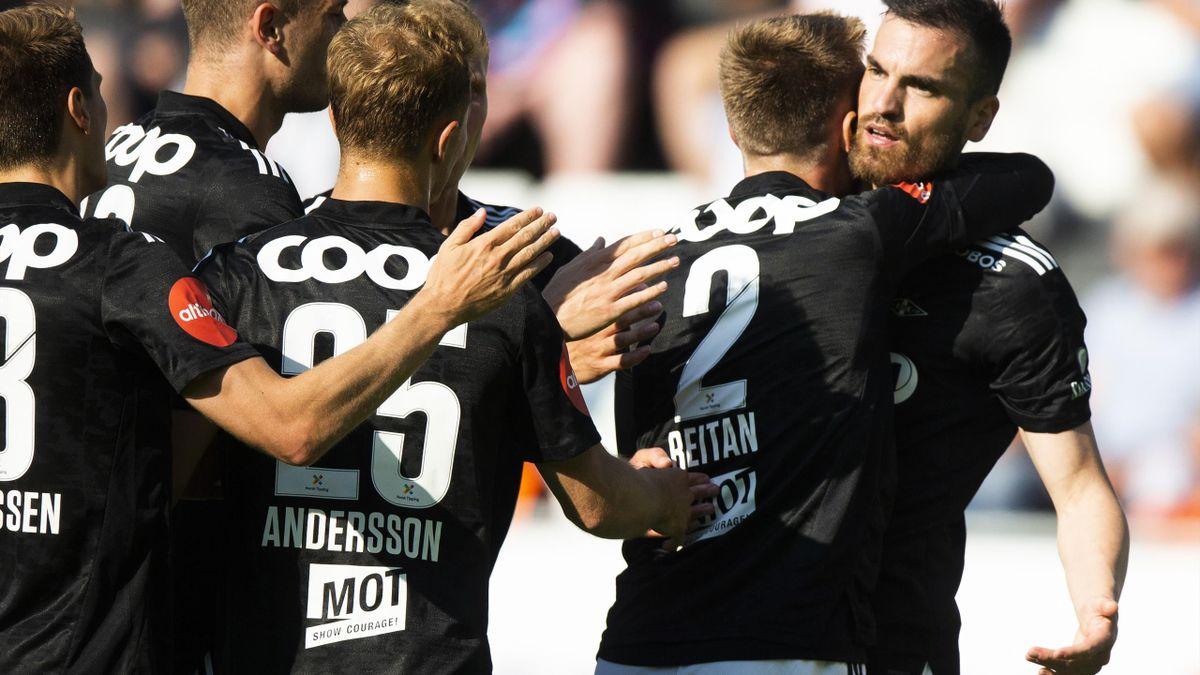 Se høydepunktene fra Hafnarfjördur – Rosenborg